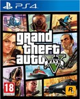 Ps4 juego grand theft auto v