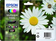 Epson 18xl claria home ink multipack