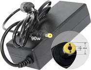 Cargador portatil compatible hp 19v 90w