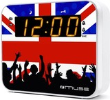 Radio despertador muse m-165 uk
