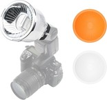 Universal Lambancy Dome Flash Difusor con