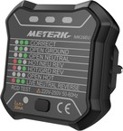 Meterk Advanced RCD Probador de toma